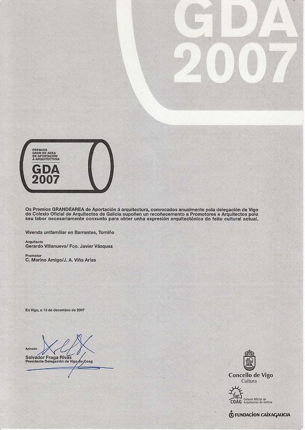 Premios 08