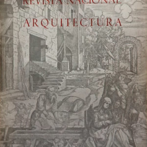 Revista Nacional de Arquitectura n 85 Enero 1949