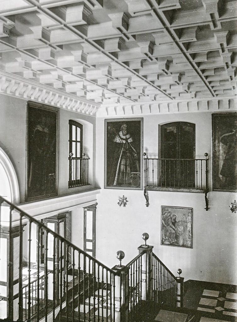Palacio arzobispal Toledo